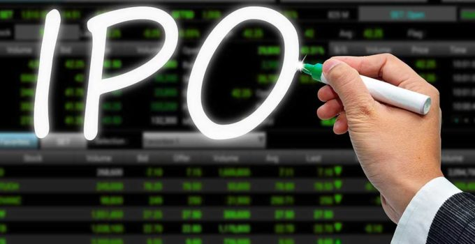 how to make IPO